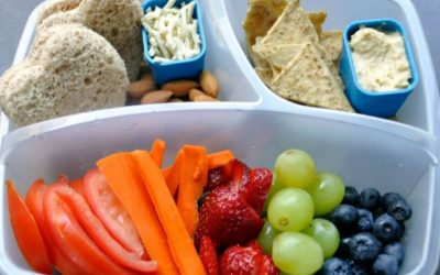 Tips and Tricks for Healthy School Lunchboxes